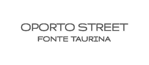 Oporto Street Fonte Taurina